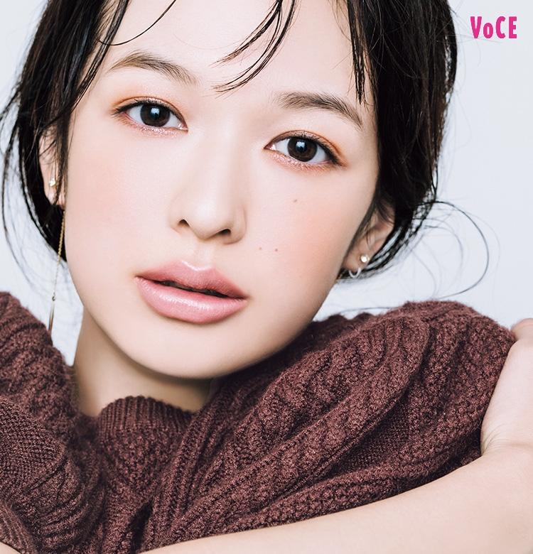 VOCE2020年1月号 森絵梨佳