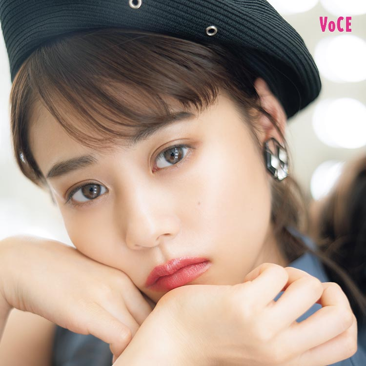 VOCE2018年7月号 高畑充希