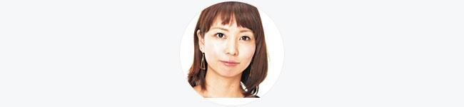 美容ライター 中川知春さん
