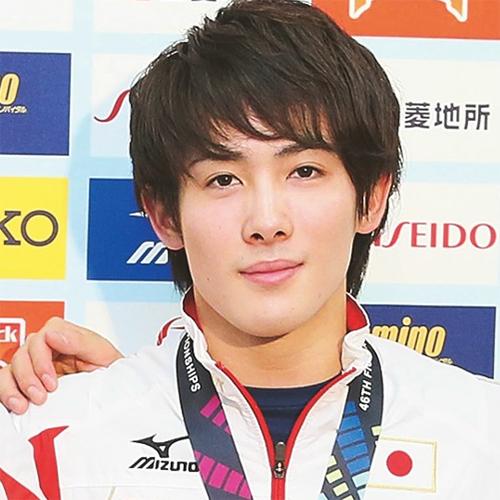 加藤凌平,日本体操男子,