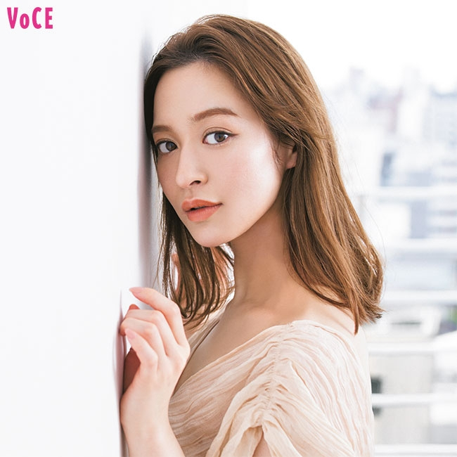 VOCE2020年9月号 野崎萌香