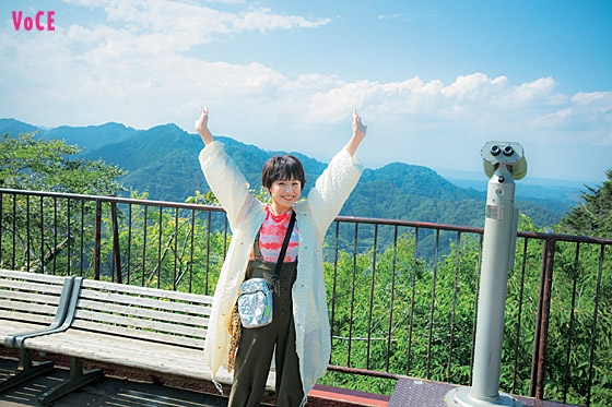 VOCE2019年10月号 高橋愛