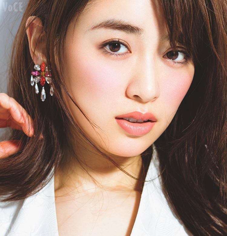 泉里香,VOCE3月号,モデル