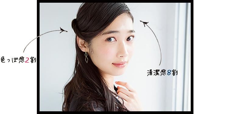 VOCE4月号,82ヘア,ハニーヘア,林田岬優