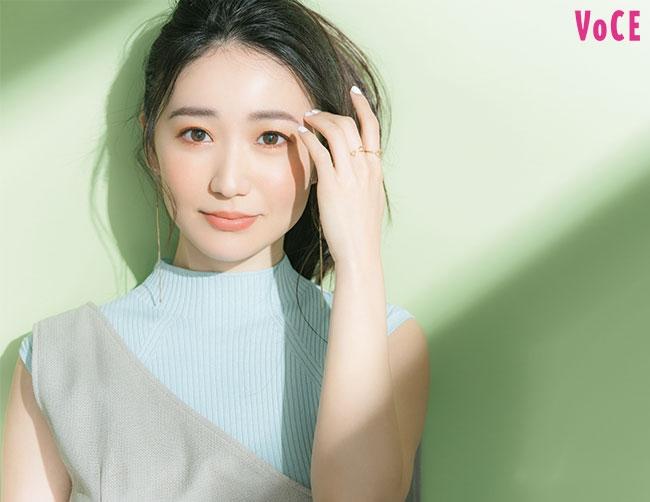 VOCE2020年6月号 大島優子
