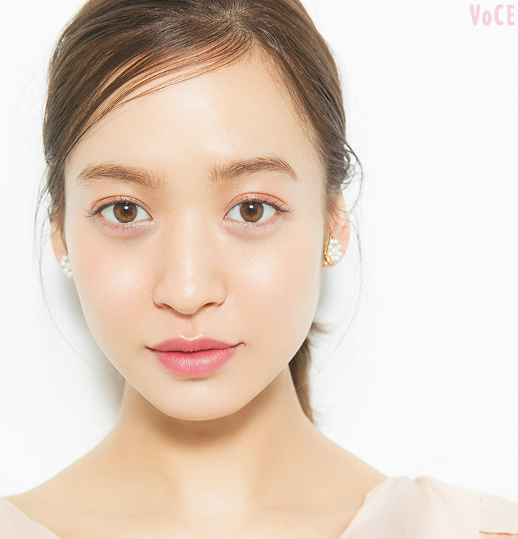 VOCE4月号,野崎萌香,透明モチ肌ベースメイク