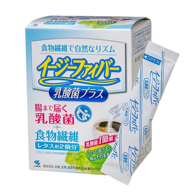 イージーファイバー 乳酸菌プラス