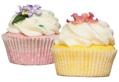 バデフィー バスカップケーキ