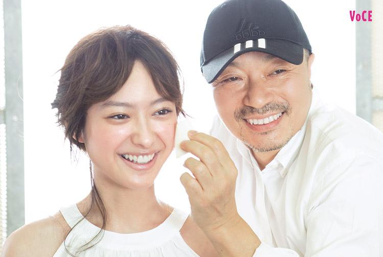 VOCE2018年4月号 吉川康雄さん、藤野有理さん