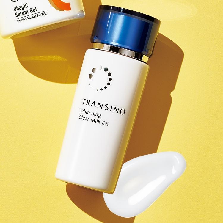 トランシーノ 薬用ホワイトニングクリアミルクEX