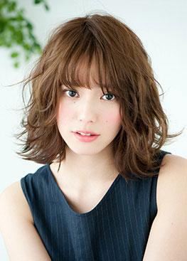 GARDEN TOKYOのミディアムヘアスタイル