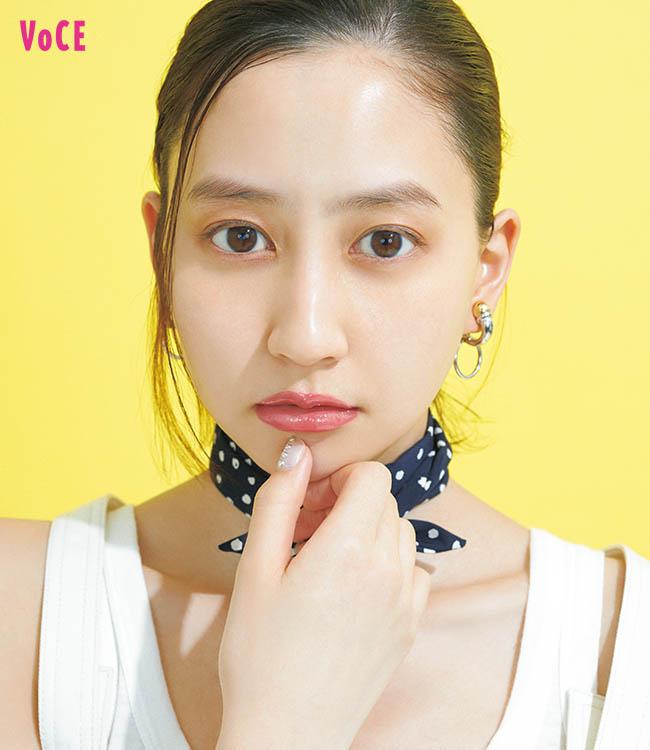 VOCE2019年7月号 河北麻友子