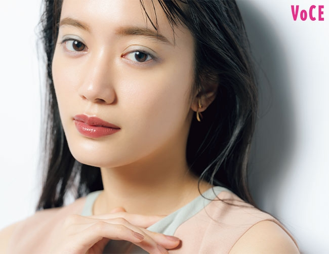 VOCE2020年3月号 桐谷美玲