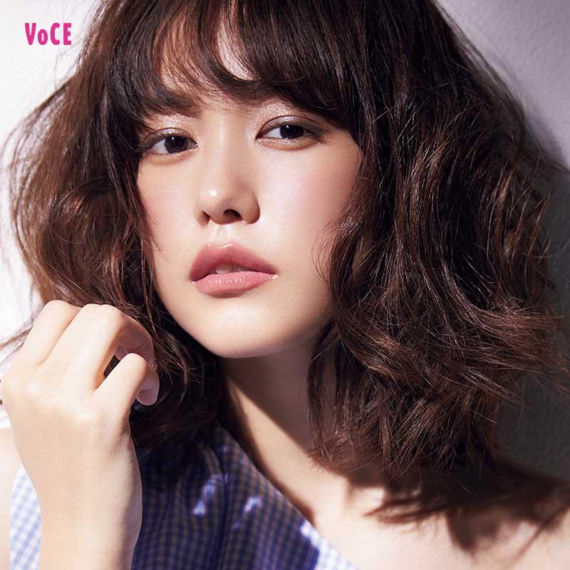 VOCE2018年4月号 桐谷美玲
