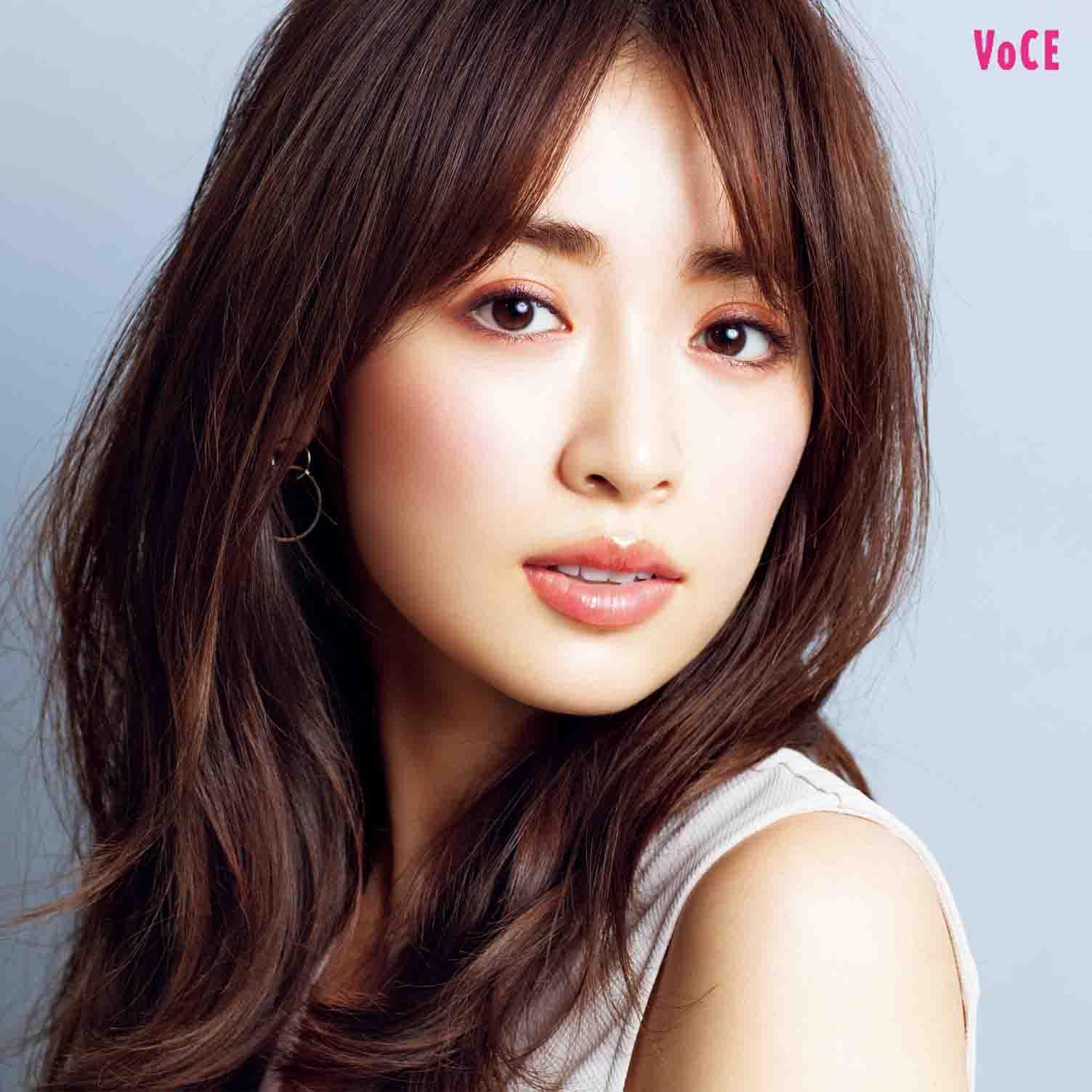 VOCE2017年8月号 泉里香