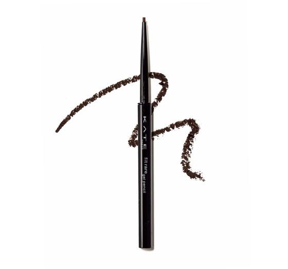 ケイト レアフィットジェルペンシル BR-2 ¥1100(編集部調べ)/カネボウ化粧品