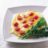 プチトマトのチーズオムレツ(201kcal)