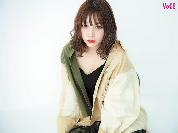 VOCE2019年2月号 古川優香