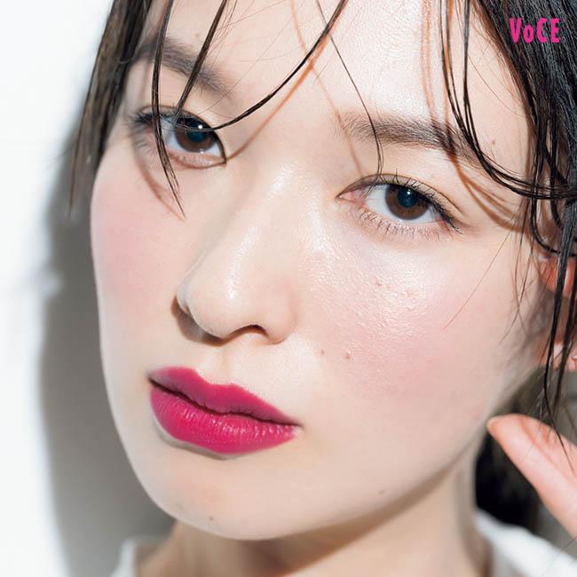 VOCE7月号 森絵梨佳