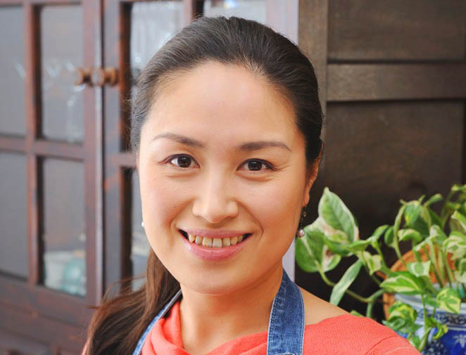 料理研究家 尾田衣子さん