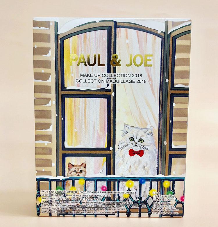 ポール & ジョー,メイクアップ コレクション 2018