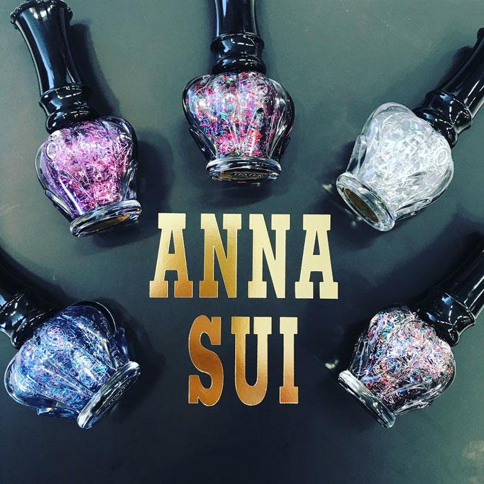 ANNA SUI,アナ スイ,ネイルカラー C
