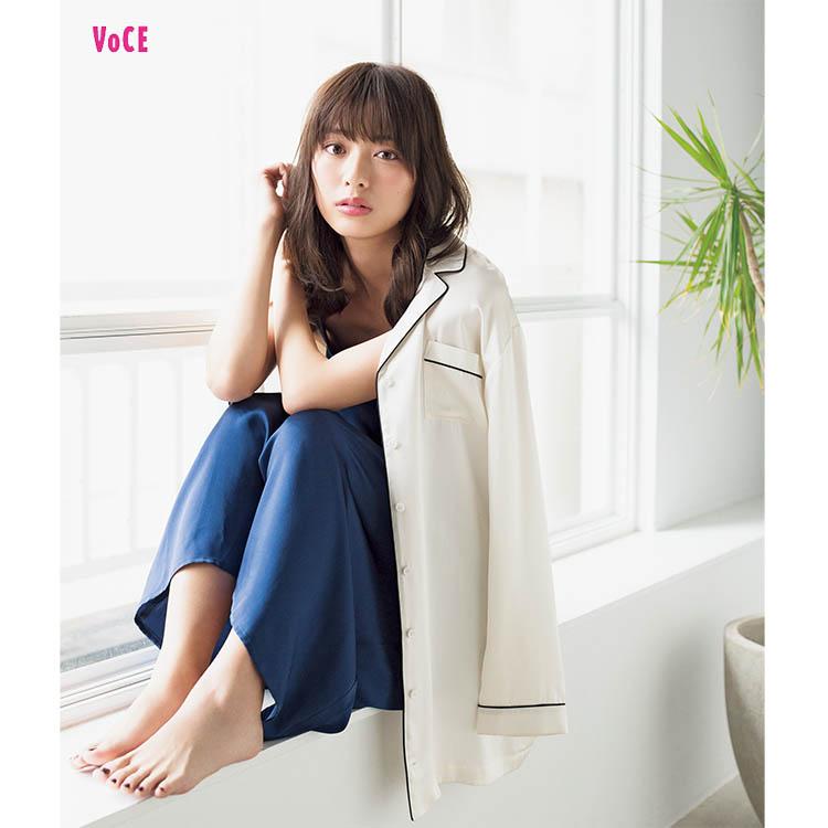 VOCE2018年2月号 内田理央