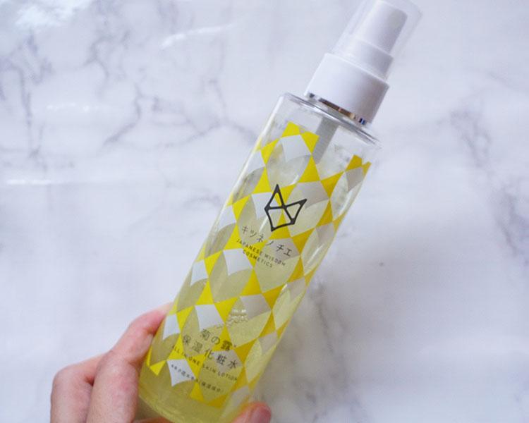 キツネノチエ,菊の露 保湿化粧水