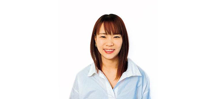 読者代表 齊藤ありさ(27歳)