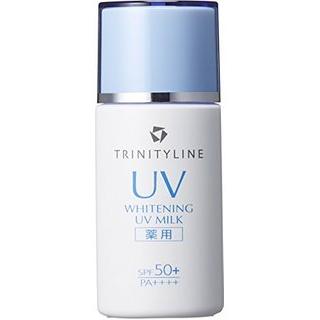 トリニティーライン 薬用ホワイトニング UVミルク W