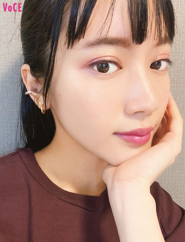 VOCE2020年8月号 甲斐まりか