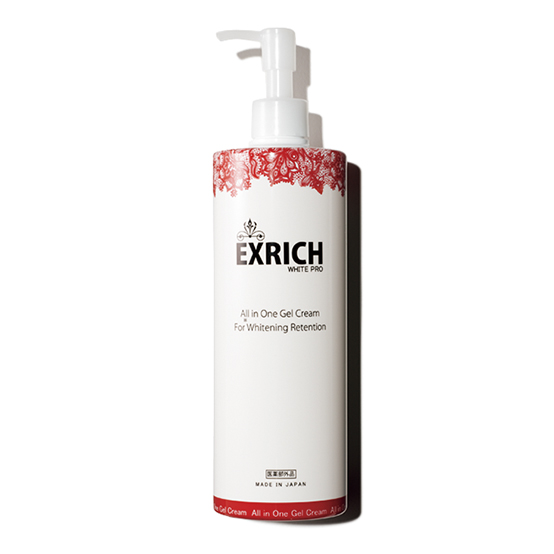 EXRICH 薬用美白オールインワンゲルクリーム