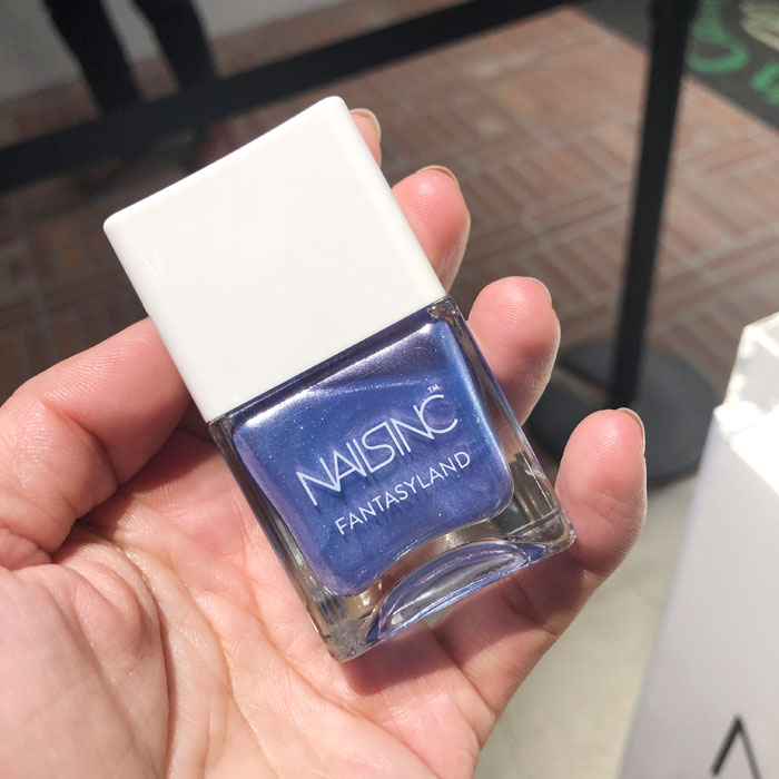 NAILSINC,ネイルズ インク,ファンタジーワールド ネイルポリッシュ