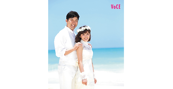 VOCE2017年11月号 高橋愛