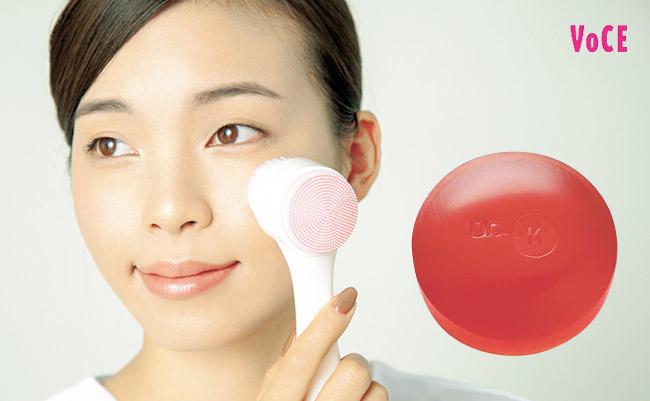 VOCE2019年4月号 元美容部員和田さん。