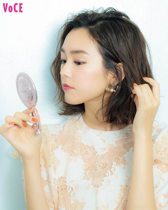 VOCE2019年9月号 桐谷美玲