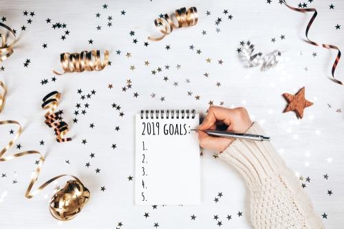 お正月に立てた目標を達成するように頑張ってみる価値あり。