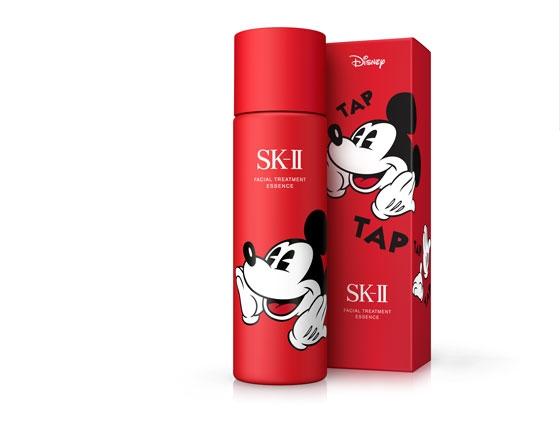 SK-II フェイシャル トリートメント エッセンス ミッキーマウス リミテッド エディション