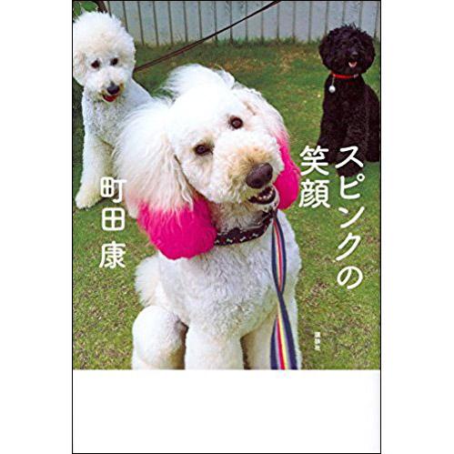 『スピンクの笑顔』町田 康 ¥1600/講談社