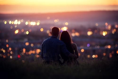 ロマンチックなムード