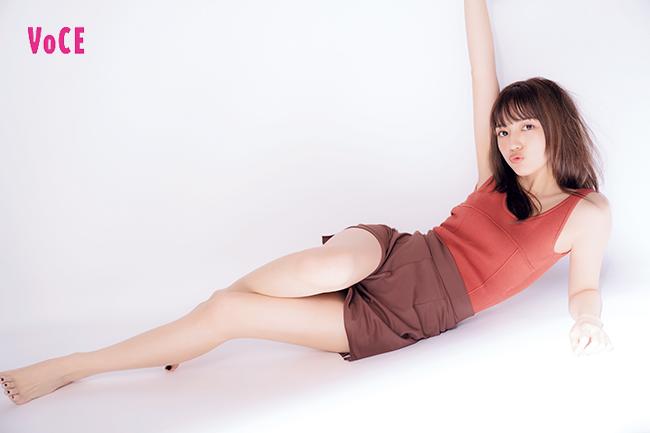 VOCE2019年7月号 川口春奈