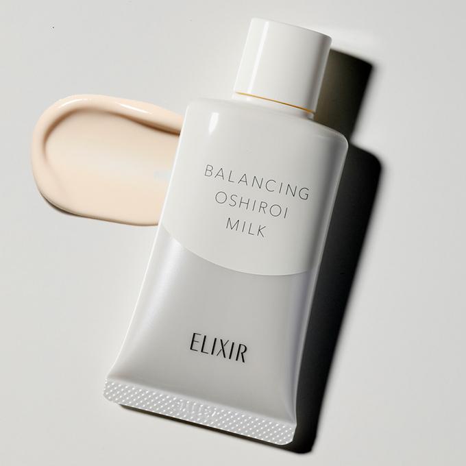 エリクシール ルフレ バランシング おしろいミルク 朝用乳液(下地不要)