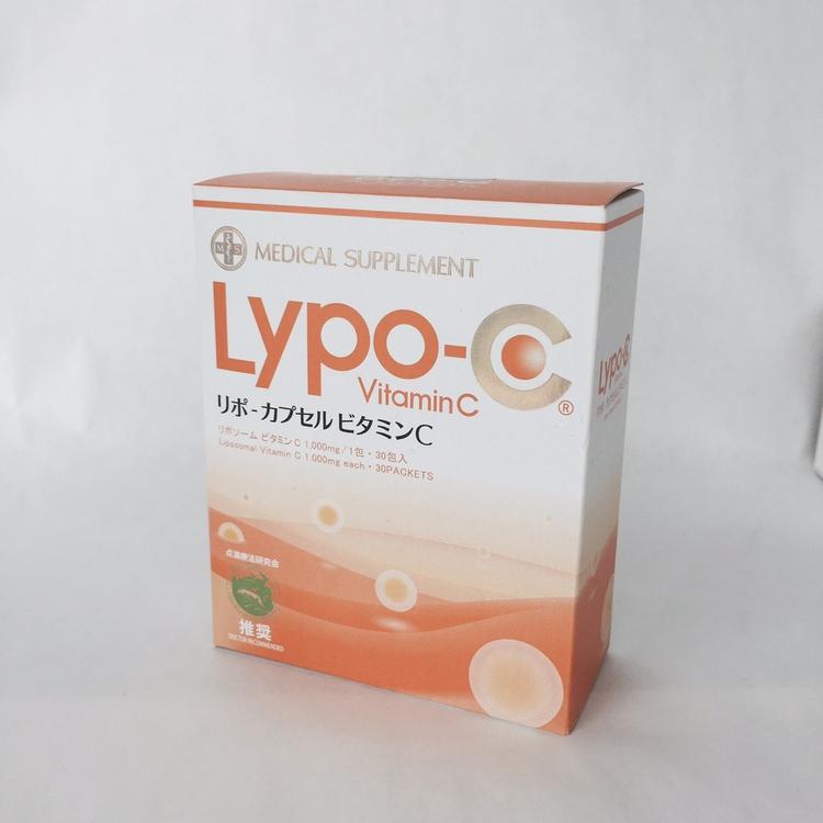 リポ‐カプセル ビタミンC 30包 ¥7200