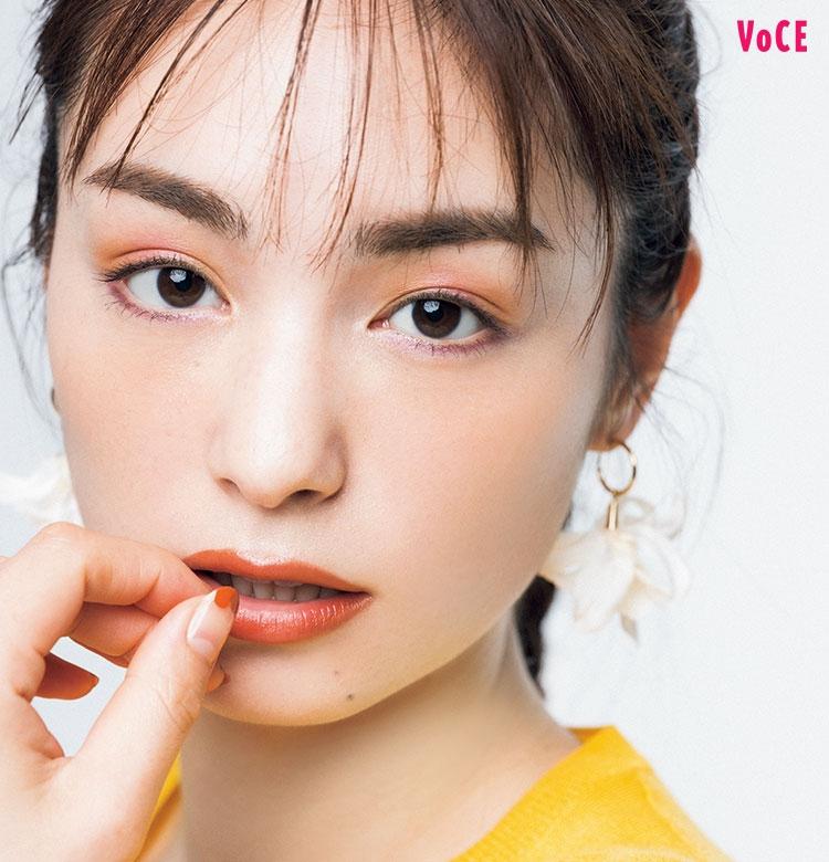 VOCE2020年2月号 松原菜摘(VOCE専属)