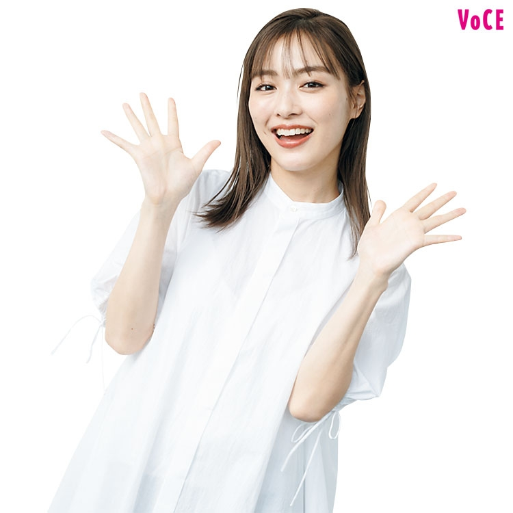 VOCE2020年5月号 内田理央