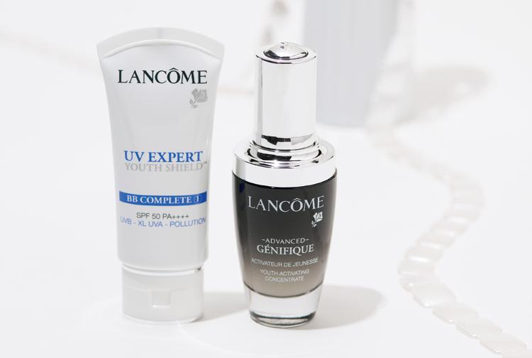 lancome,ランコム,UV エクスペール BB,ランコム ジェニフィック アドバンスト,ランコム UV エクスペール BB