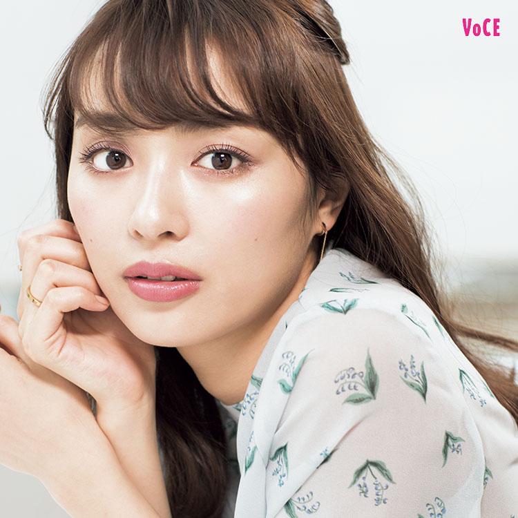 VOCE2018年4月号 内田理央
