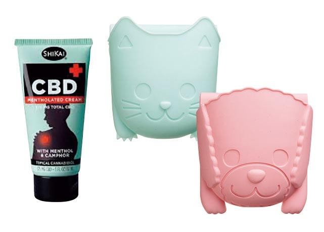 ShiKai CBD Mentholated Cream/わんにゃんグローブ