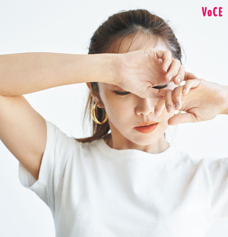 VOCE2020年7月号 神崎恵