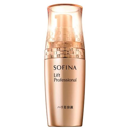 ソフィーナ「リフトプロフェッショナルハリ美容液」
